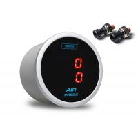 [PROSPORT duálny digitálny ukazovateľ tlaku vzduchu s červeným podsvietením (kompaktné elektr. Čidla)]