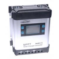 [Inteligentný MPPT solárny regulátor nabíjania, 20A s LCD]