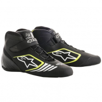 [Topánky Alpinestars  TECH-1 KX SHOES - BLACK YELLOW]