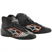 [Topánky Alpinestars  TECH-1 KX SHOES - BLACK ORANGE]