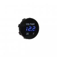 [Digitálny voltmeter 5-48V modrý]
