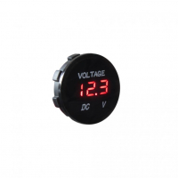 [Digitálny voltmeter 5-48V červený]