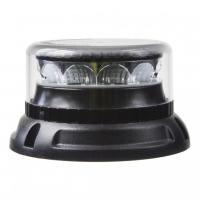 [PROFI LED maják 12-24V 12x3W červený 133x76mm, ECE R65]