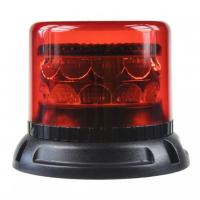 [PROFI LED maják 12-24V 24x3W červený 133x86mm, ECE R65]
