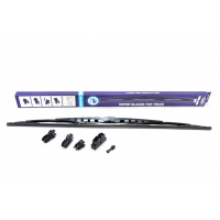 "[FLAT WIPER BLADE Vertex 904 28 ""700mm TRUCK T03]"