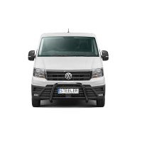 [Predný Rám U Typ s EC STEELER VW CRAFTER [2017--->]  Black]
