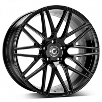 [WRATH ALLOY WHEELS WF-3 - GLOSS BLACK]