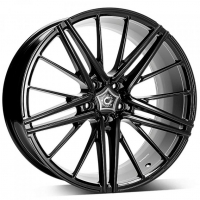 [WRATH ALLOY WHEELS WF-5 - GLOSS BLACK]