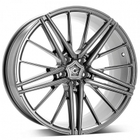 [WRATH ALLOY WHEELS WF-5 - GLOSS GREY]