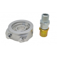 [Adapter filtra oleju TurboWorks Purple Nissan Honda]