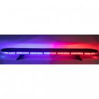 [LED rampa 1341mm, modro-červená, 12-24V, ECE R65]