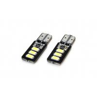 [LED CANBUS 6SMD 5730 T10 (W5W) bílá]