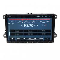"[Autorádio pre VW, Škoda s 9 ""LCD, Android 8.1, WI-FI, GPS, Mirror link, Bluetooth, 2x USB]"
