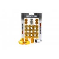 [Nakrętki EPMAN RS M12x1.25 Gold Zabezpieczające]