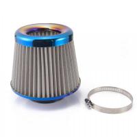 [Filtr stożkowy H:120mm OTW:76mm Burn Blue]