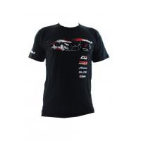 [Koszulka T-Shirt MTuning Czarna XL]