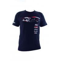 [Koszulka T-Shirt MTuning Granatowa M]