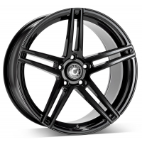 [WRATH ALLOY WHEELS WF-1 - GLOSS BLACK ]