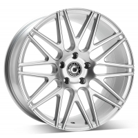 [WRATH ALLOY WHEELS WF-3 - BRIGHT SILVER]