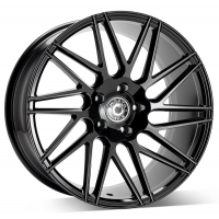[WRATH ALLOY WHEELS WF-4 - GLOSS BLACK ]