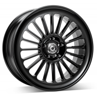 [WRATH ALLOY WHEELS WF-8 - GLOSS BLACK  ]