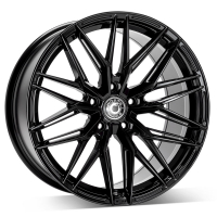 [WRATH ALLOY WHEELS WF-9 - GLOSS BLACK ]