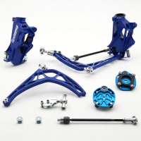 [WISEFAB - TOYOTA SUPRA A90 FRONT LOCK KIT]