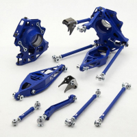 [WISEFAB - TOYOTA SUPRA A90 REAR SUSPENSION KIT]