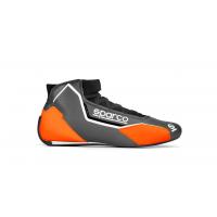 [Topánky SPARCO X-LIGHT Gray/Orange Fluo]