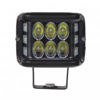 [LED svetlo hranaté, 6x5W + 6x3W, ECE R10, 180 °]