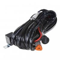 [Kabeláž pre pripojenie svetlá s 3-pin DT konektorom]