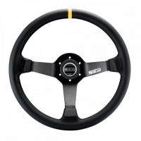 [Volant SPARCO R345 LEATHER - Racing]