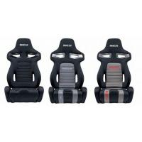 [Tuningová sedačka SPARCO R333 Black/Gray/Red]