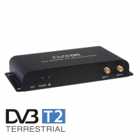 [DVB-T2 / HEVC / H.265 digitálny tuner s USB + 4x anténa]