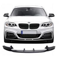 [Dokładka zderzaka przedniego BMW F22 F23 M Performance]