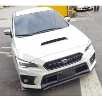[Dokładka zderzaka przedniego Subaru WRX 18+ ST Style]