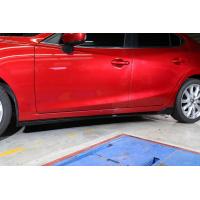 [Dokładki progów Mazda 3 4/5D 14- MZ Style]