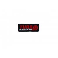 [Naszywka TurboWorks 10 x 3,5cm]