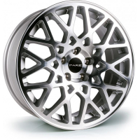 [Dare LG2 - Silver / Polished Face]