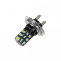 [LED H7 biela, 12V, 44LED / 3528SMD]