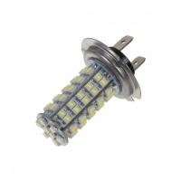 [LED H7 biela, 12V, 68LED / 3528SMD]