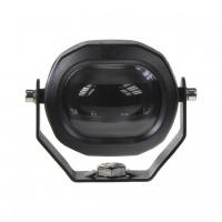 [PROFI LED výstražné svetlo-pruh 10-80V 1x6W modrej, 79,5x65mm, ECE R10]