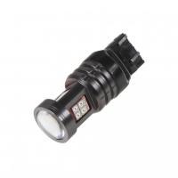 [LED T20 (7443) červená, 12-24V, 13LED / 2835SMD]