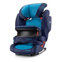 [RECARO Monza Nova IS Seatfix - Core Xenon Blue]