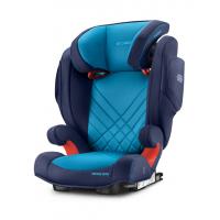 [RECARO Monza Nova 2 Seatfix - Core Xenon Blue]