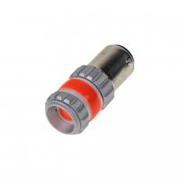 [LED BAY15d červená, dvouvlákno, COB 360?, 9-60V, 12W]