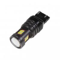 [LED T20 (7443) biela, 12-24V, 15LED / 2835SMD]