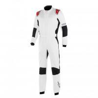 [Kombinéza Alpinestars GP TECH V3 SUIT - White/Red]