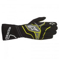 [Rukavice Alpinestars TECH-1 KX V2 GLOVE - Black/Yellow Fluorescent/Anthracite]