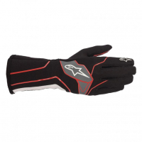 [Rukavice Alpinestars TECH-1 K V2 GLOVE - Black/Red/White]